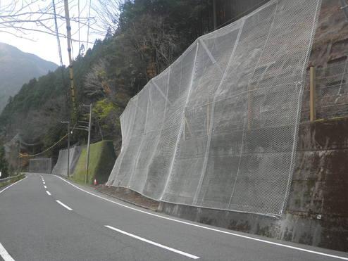 一般国道169号 落石対策工事(防災・安全交付金事業(国道災害防除))