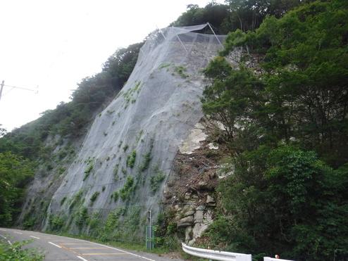 平成31年度一般国道477号災害防除(落石対策)工事その1