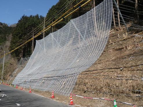 管内一円(和束井手線)平成30年発生土木災害復旧工事